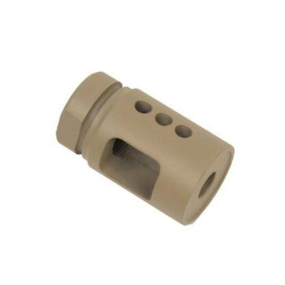 Micro Compensator Steel FDE AR15