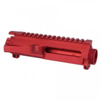 Guntec USA Stripped Upper Receiver Red