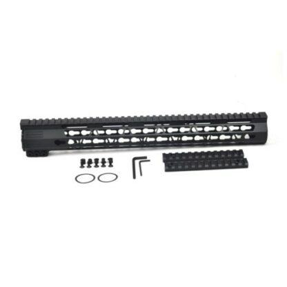 AXC Tactical Mesa, AZ Tacfire 15 Keymod Handguard